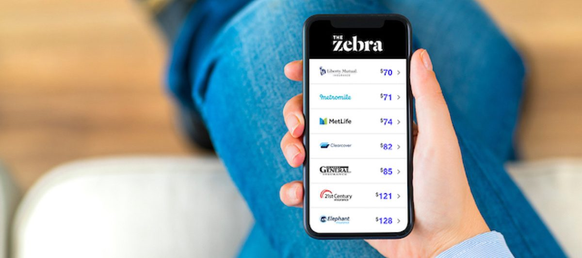 Save On Car Insurance By Shopping With The Zebra All Tech News